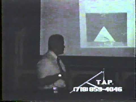Dr Charles Finch - Dogon Egypt Sirius Connection