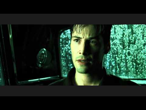 The Matrix Removing the Bug Scene HD