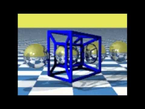 Basic Metaphysics (part 2): Tesseract (a lecture by Jonathan Barlow Gee)