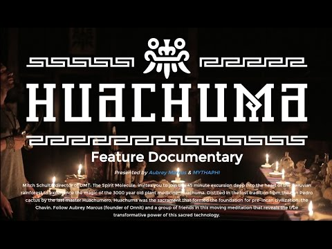 HUACHUMA - Full Documentary - San Pedro cactus ritual