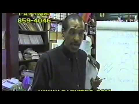 Dr. Booker T. Coleman & Dr. Gabriel Oyibo - GAGUT Theory & The Shabaka Stone PT 2