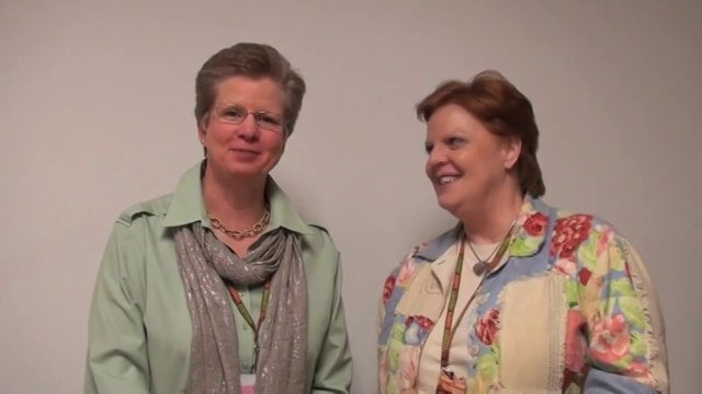 A Church Librarian Legacy with Morlee Maynard & Diane Moody