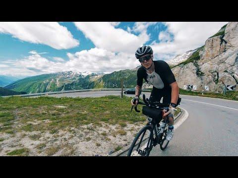 the Furka Pass is STUNNING (Transcontinental)