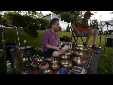 Tibetan Singing Bowls and Native American Flute Concert