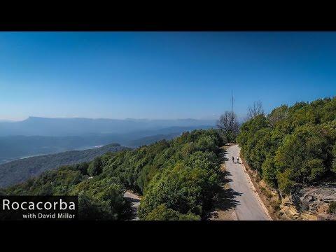 Rocacorba with David Millar - Cycling Inspiration & Education