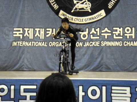 INDOOR CYCLE GYMNASTIC CHAMPIONSHIPS 2010 /2010