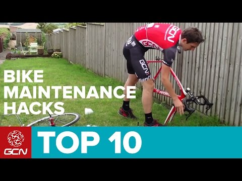 Top 10 Money Saving Bike Maintenance Hacks