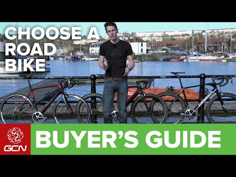 GCN's Road Bike Buyers Guide – How To Choose Your Next Bike