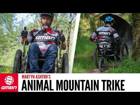 Martyn's Mountain Trike | GMBN Presenter Pro Trike