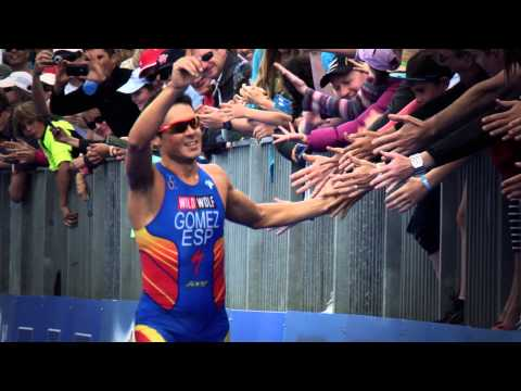 World Triathlon Series 2013: What A Year