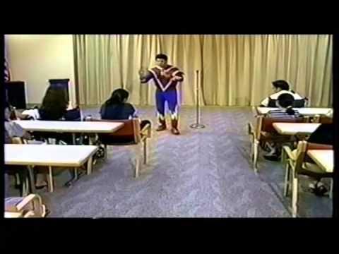 The Original Johnny Blaze Show/Shriner's Hospital