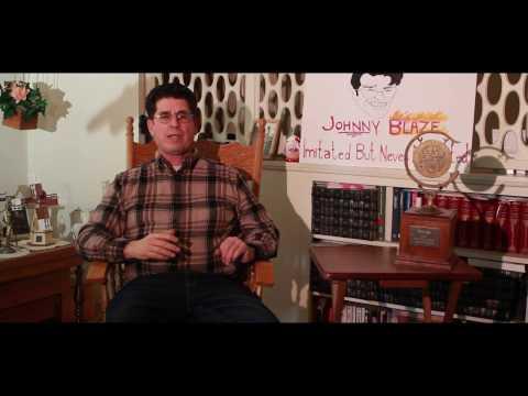 Gong, But Not Forgotten  The Original Johnny Blaze Story