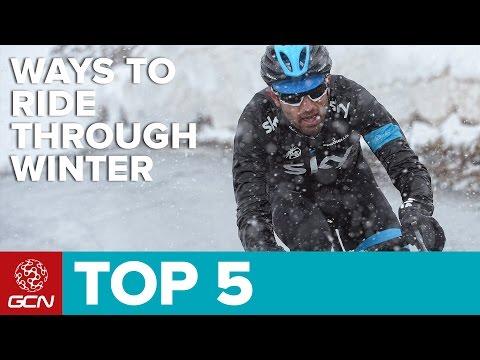 Top 5 Ways To Ride Through Winter – How To Enjoy Cycling Through Winter