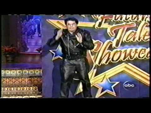 Kimmel Live presents Johnny Blaze