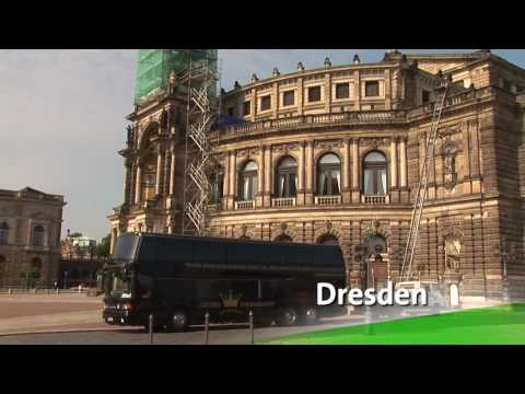Love on Tour. 2/4 Gekrönte Häupter unterwegs fürs Grundeinkommen.