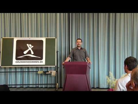 Dr. Sascha Liebermann: Wieso ist ein Bedingungsloses Grundeinkommen nötig (1/4)?