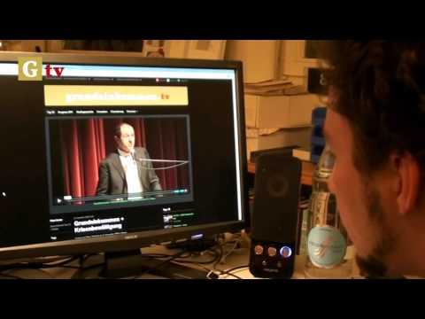 Relaunch von grundeinkommen.tv