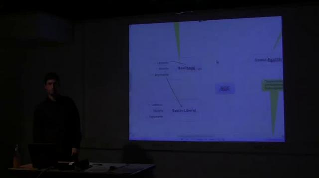 Vortrag Bedingungsloses Grundeinkommen (BGE) im Pengland