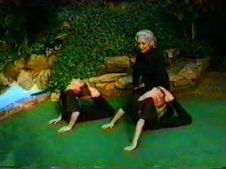 Yoga for Children - Advanced Cobra Pose (alt version)