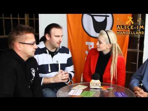Alice im Wandelland - Piratenparteitag in Berlin (Abstimmung fürs BGE)
