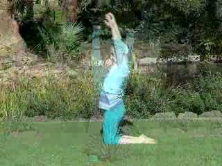 yogamites kids yoga warm up