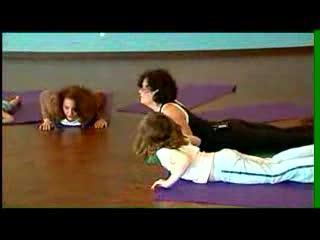 Yoga Studio Opens To Children