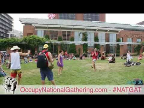 Welcome Speeches & Trainings - Occupy National Gathering (full)