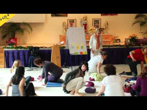 Kinderyoga und Lesekompetenz Gerti Nausch Kinderyoga Kongress 2011