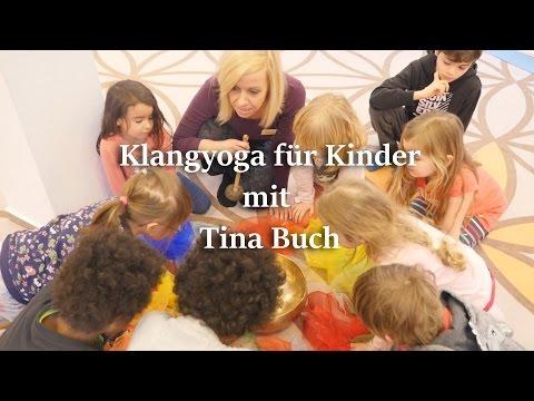 Klangyoga für Kinder mit Tina Buch