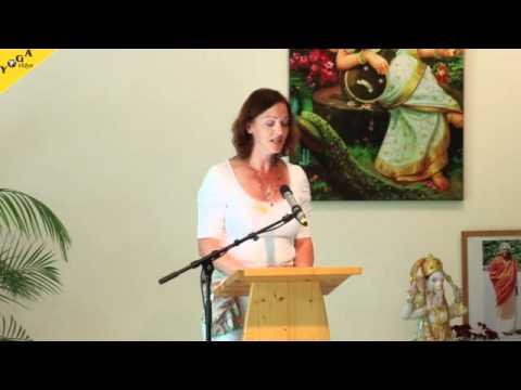 Grusswort Ute Koczy, Bundestagsabgeordnete, zum Kinderyoga-Kongress