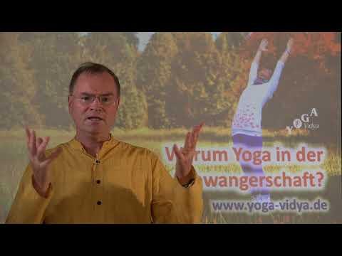 Warum Yoga in der Schwangerschaft? - Frage an Sukadev