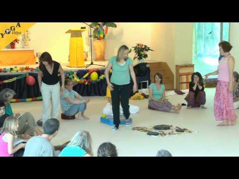 Meditation und Entspannung mit Musik, Rhythmus und Bewegung (Narendra Hübner)