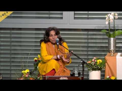 Kinderyogakongress - Vortrag: Mut, Stärke und Lebensfreude von Dr. Nalini Sahay