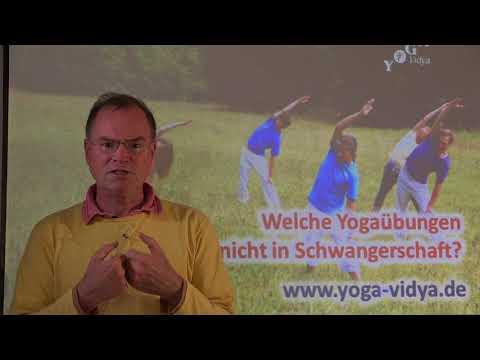 Welche Yogaübungen nicht in Schwangerschaft? - Frage an Sukadev