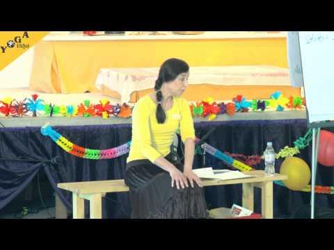 Yoga für Kinder mit ADS / ADHS mit Durga Devi Wallburger