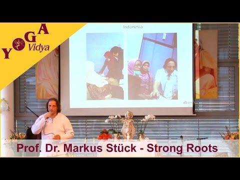 Strong Roots - Prof. Dr. Marcus Stück spricht über das Projekt starke Wurzeln