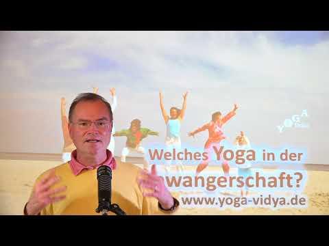 Welches Yoga in der Schwangerschaft? - Frage an Sukadev