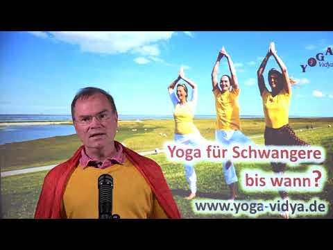 Yoga für Schwangere bis wann? - Frage an Sukadev