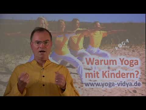 Warum Yoga mit Kindern? - Frage an Sukadev