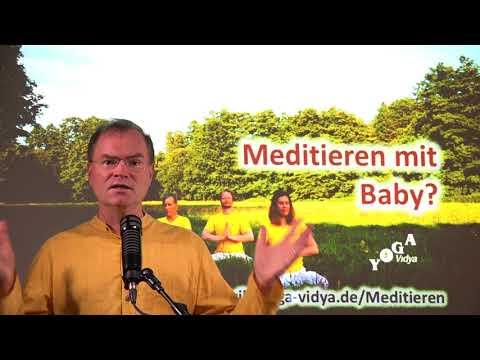 Meditieren mit Baby - Frage an Sukadev