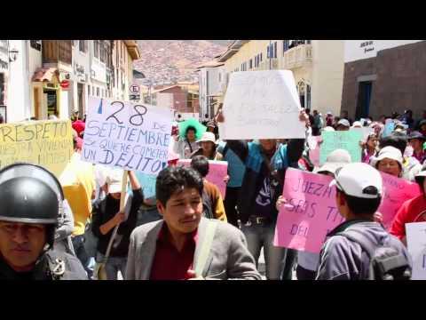 Peruvian Protest