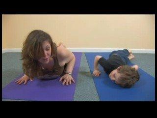 Yoga for Kids: Baby Cobra Pose