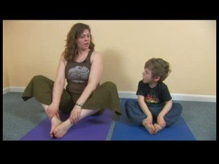 Yoga for Kids : Yoga for Kids: Butterfly Pose