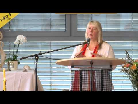Kongress Video: Sabina Pilguj über Sensibel - Hochsensibel auf dem Kinderyogakongress 2015