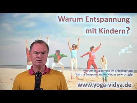 Warum Entspannung mit Kindern? - Frage an Sukadev