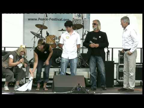Die Krönungswelle auf dem Friedensfestival (Teil 2/2)