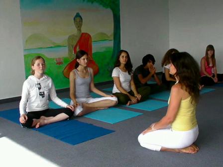 Yoga für Jugendliche  - Interview