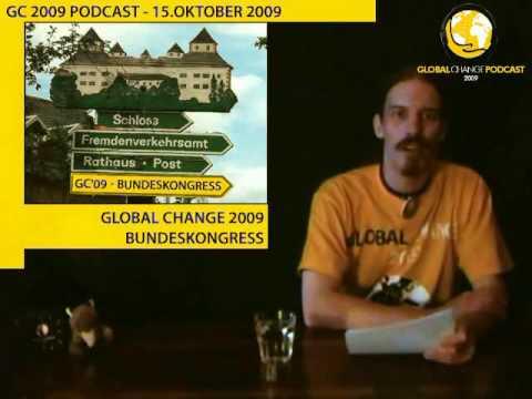 Global Change 2009 zu Besuch in Köln