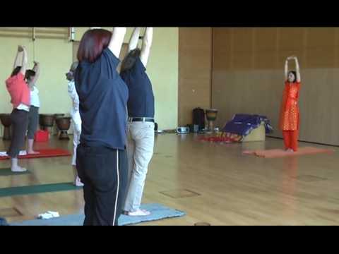 Yoga in Waldorfschule Ravensburg