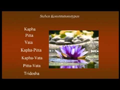 Ayurveda - Heilsam leben im Einklang mit der Natur Teil 3